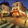 Montmartre barrio de Paris