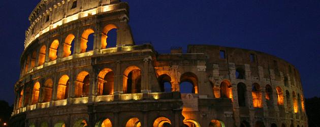El Coliseo Romano, información básica