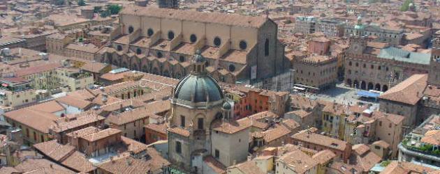 Que ver en Bologna o Bolonia