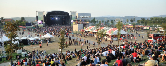 Bilbao BBK Live Festival 2012
