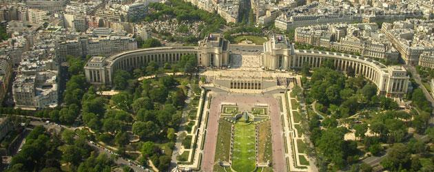 Hoteles baratos en Paris