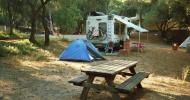 Camping Lisboa en Monsantos