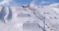 Estaciones de esqui en Asturias